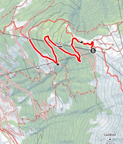 Karte / Kapell - Kropfen
