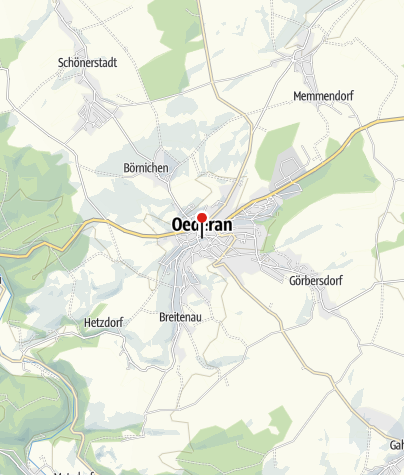 Karte / Stadtkirche Oederan