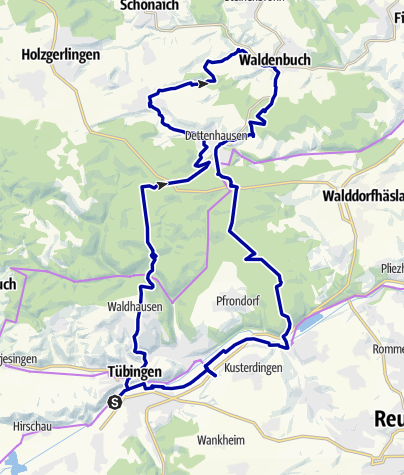 Map / Energie-Tour