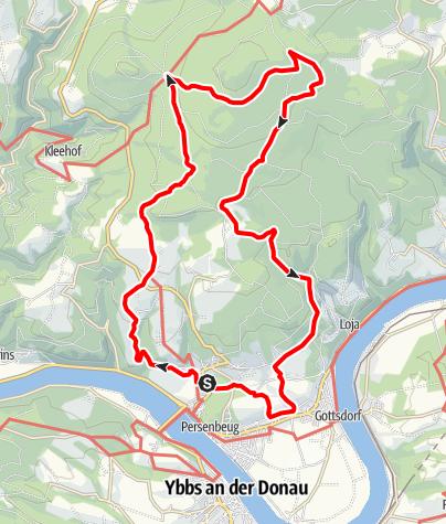 Mapa / Kreuzweg