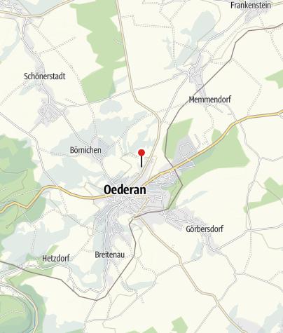 Karte / Erlebnisbad Oederan