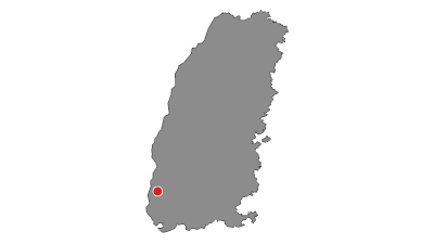 Karte / Wo der Süden beginnt