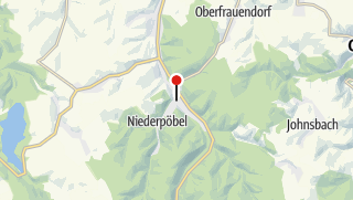 Karte / Fremdenverkehrsbüro Schmiedeberg