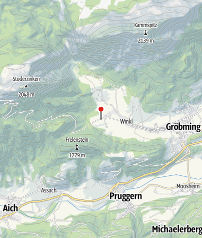 Map / Gröbminger Alm