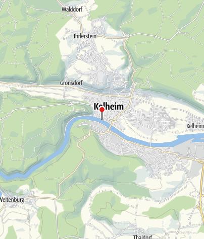 Map / Schifffahrt durch den Donaudurchbruch zum Kloster Weltenburg