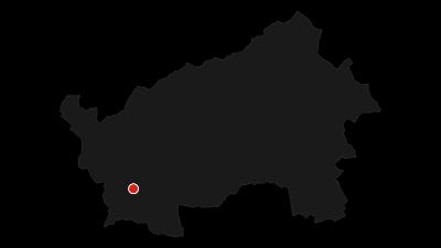 Karte / Rennrad - Seen von Levico und Caldonazzo mit einem Abstecher auf den Hügel von Tenna