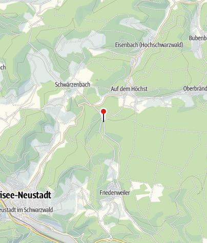 Karte / Gästehaus Waldhüsle