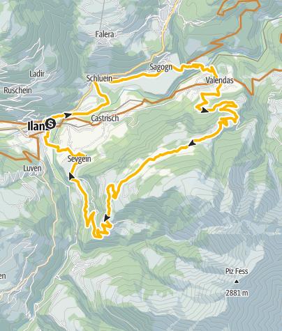 Map / 259 Cuolm Sura
