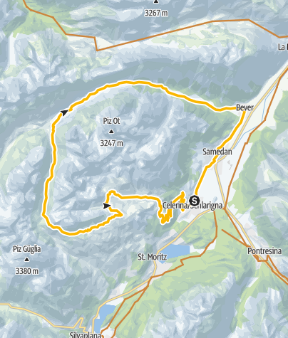 Map / 671 Suvretta Loop