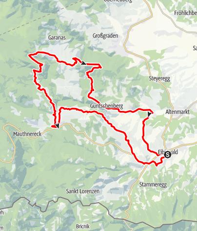 Karte / Schmuckbauernwirt - St. Anna