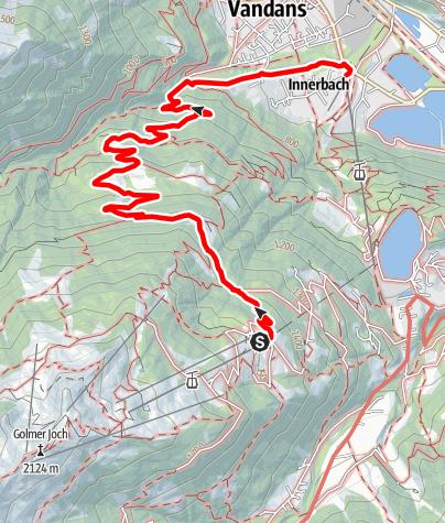 Map / Matschwitz - Ganeu