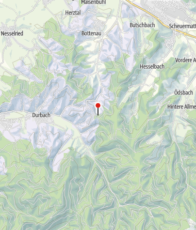 Karte / Landgasthof Hummelswälder Hof
