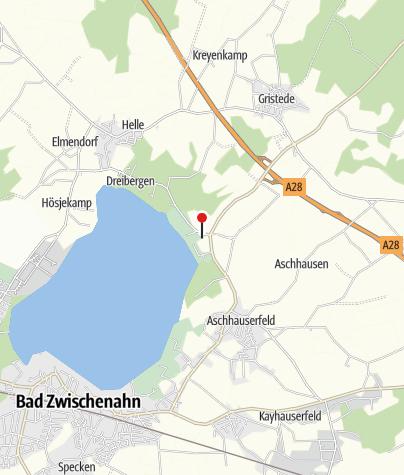 Map / Klosterhof Aue