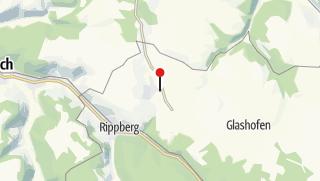 """Karte / """"Zur schönen Aussicht"""" Komfort Ferienwohnung"""