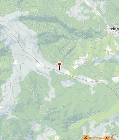 Karte / Bernstein-Hütte