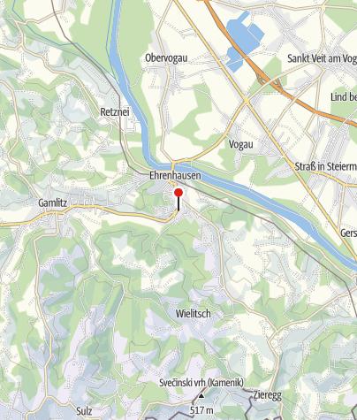 Karte / Vinothek - Erzherzog Johann Weine