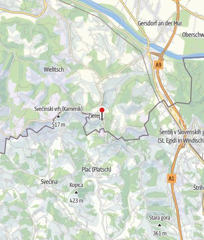 Karte / Weingut Tement
