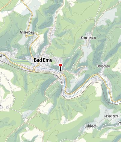 Map / Brunnenhalle