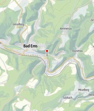 """Map / Die Bäderlei mit den Heinzelmannshöhlen – die """"malerischsten Felsen der Welt"""""""
