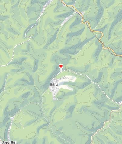 "Karte / Gaststätte ""Sportheim ASV Esthal"""
