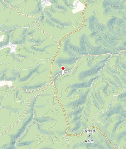 """Map / Gasthaus """"Waldesruhe"""""""