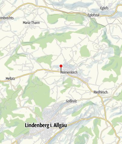 """Karte / Gasthaus """"Zum Marktwirt"""""""