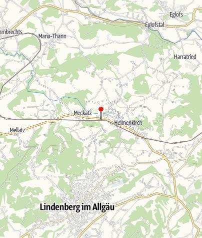 Karte / Landbäckerei Sinz