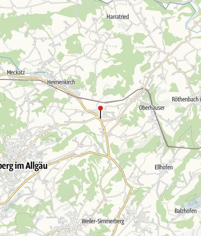 Karte / Holzmichl's Einkehr