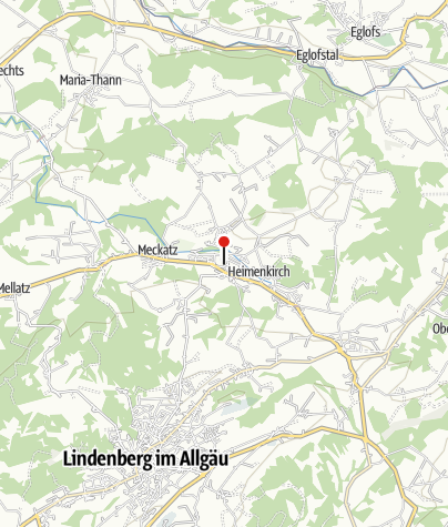 Karte / Spielplatz bei der Grundschule Heimenkirch
