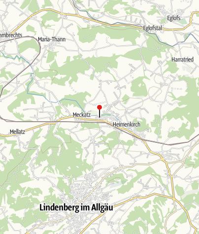 Karte / Kneippbecken