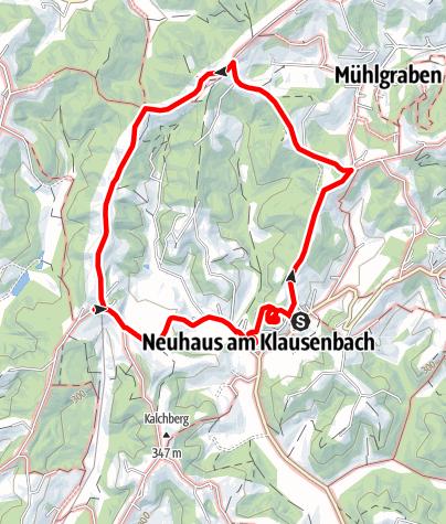 Karte / Alte Grenze