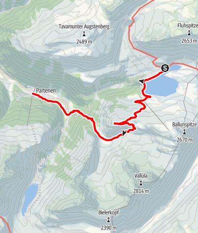 Map / Kops - Breiter Spitz