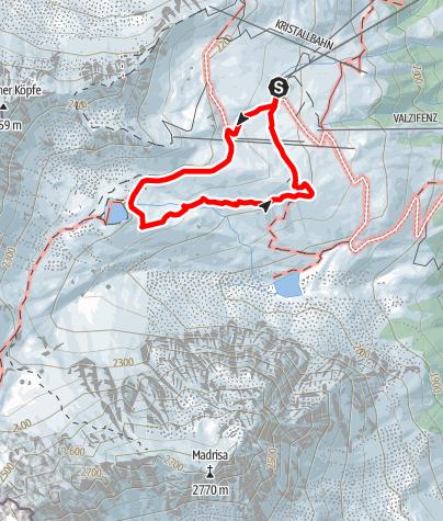 Map / Schmugglerweg