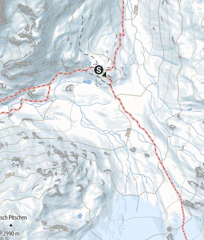 Map / Energieweg rund um die Kesch-Hütte