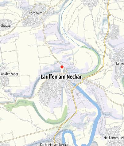 Karte / Klostergartenlaube