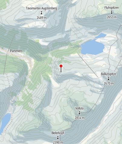 Karte / Breitspitze (2196 m)