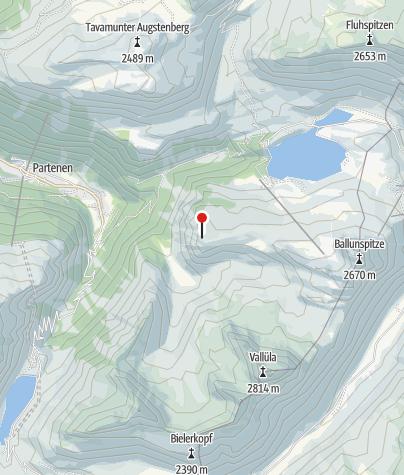 Kaart / Breitspitze (2196 m)