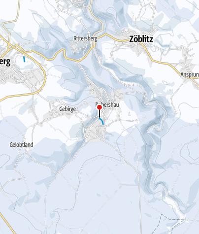 Karte / Skihang Pobershau