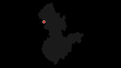 Karte / Eifelsteig (Etappe 2) - Der spröde Charme des Hohen Venns