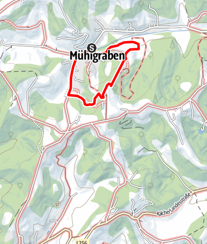 Karte / Wildwechsel