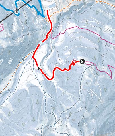 Kaart / Grabs (1365m)