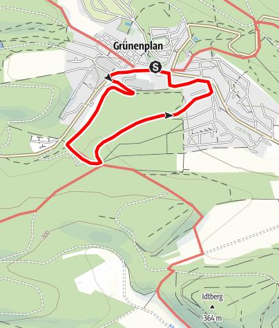Karte / Lutherplatzweg (Gr 5)