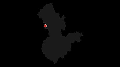Karte / Eifelsteig (Etappe 3) - Von Monschau nach Einruhr