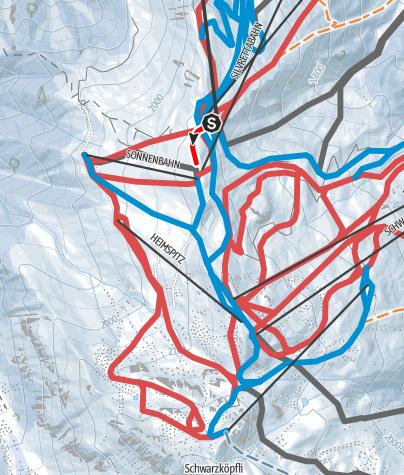 Kaart / Älpli