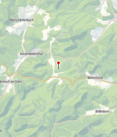 Karte / Campingplatz Bethof