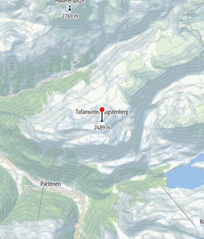 Karte / Augstenberg (2.489 m)