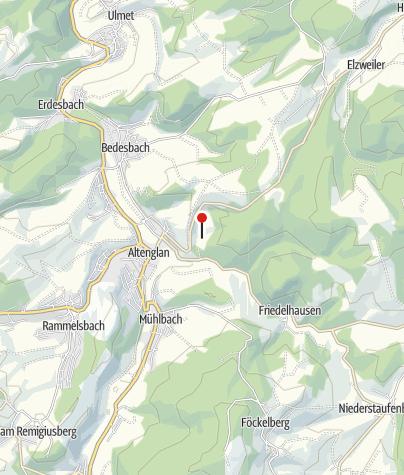 Karte / Sport- und Freizeitbad Altenglan