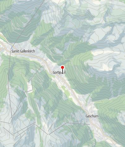 Karte / Haus Carmen