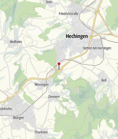 Karte / Hofgut Domäne