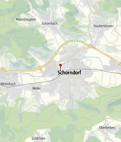 Karte / Hotel Gruber